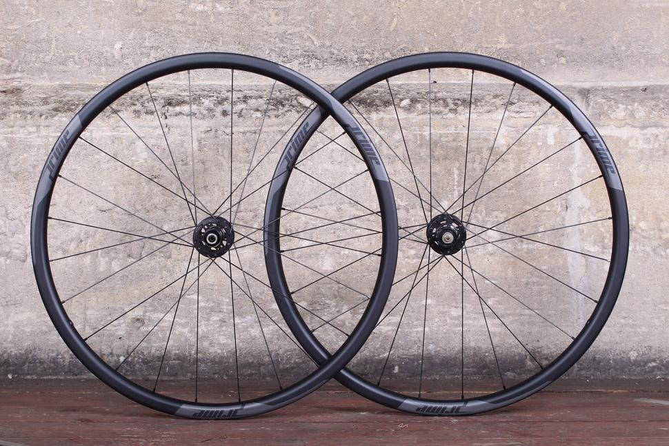 Prime Rr 28 Carbon Clincher Disc Road Wheelset