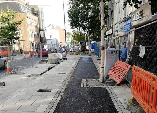 Prince  of Wales Road, Norwich (via Norwich Cycling Campaign).PNG