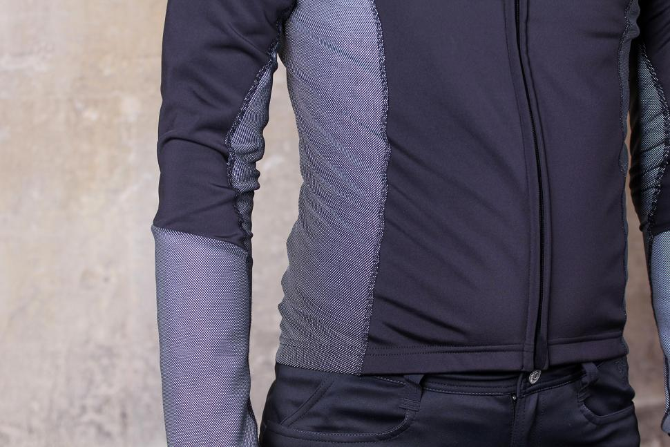 Proviz PixElite Softshell Cycling Jacket - detail.jpg
