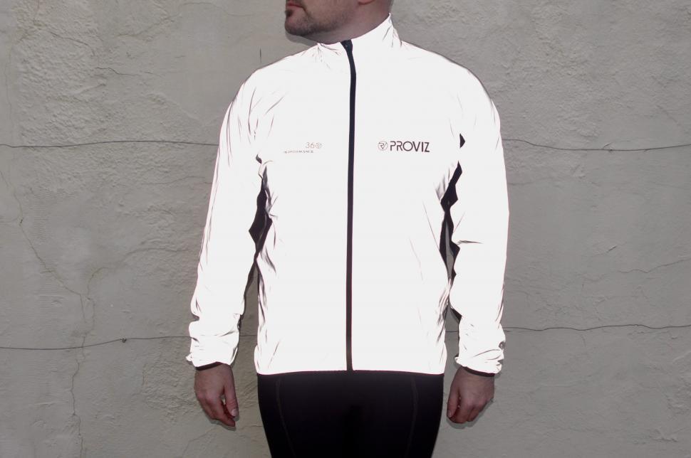 Proviz Mens Reflect360 Reflective /& Windproof Performance Cycling Vest