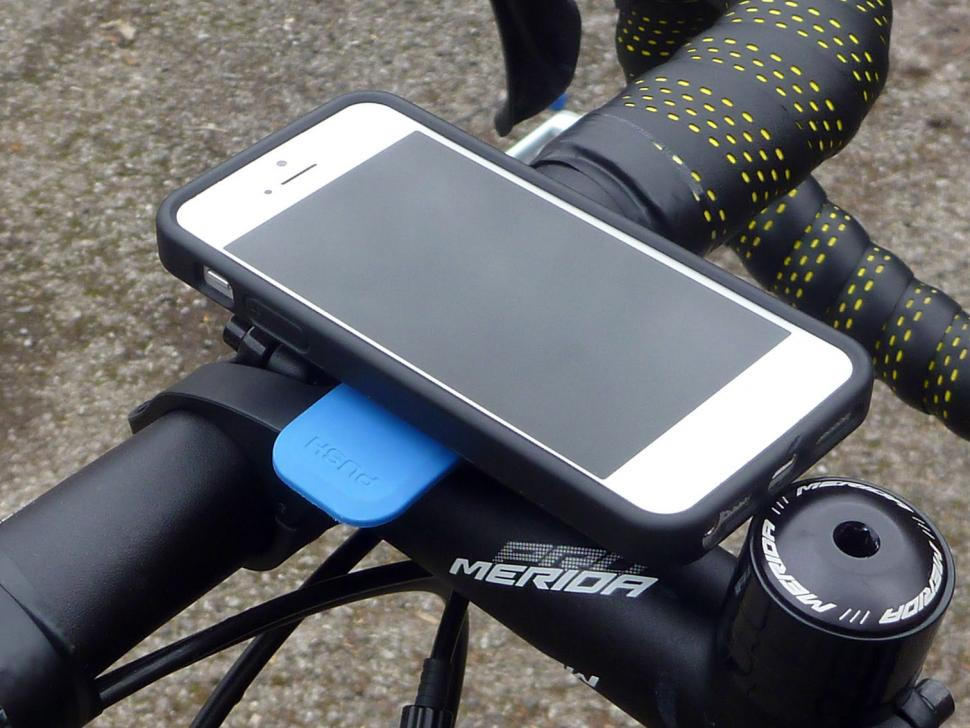 Quad Lock Out Front Mount and GoPro Adapter - phone mounted on stem.jpg