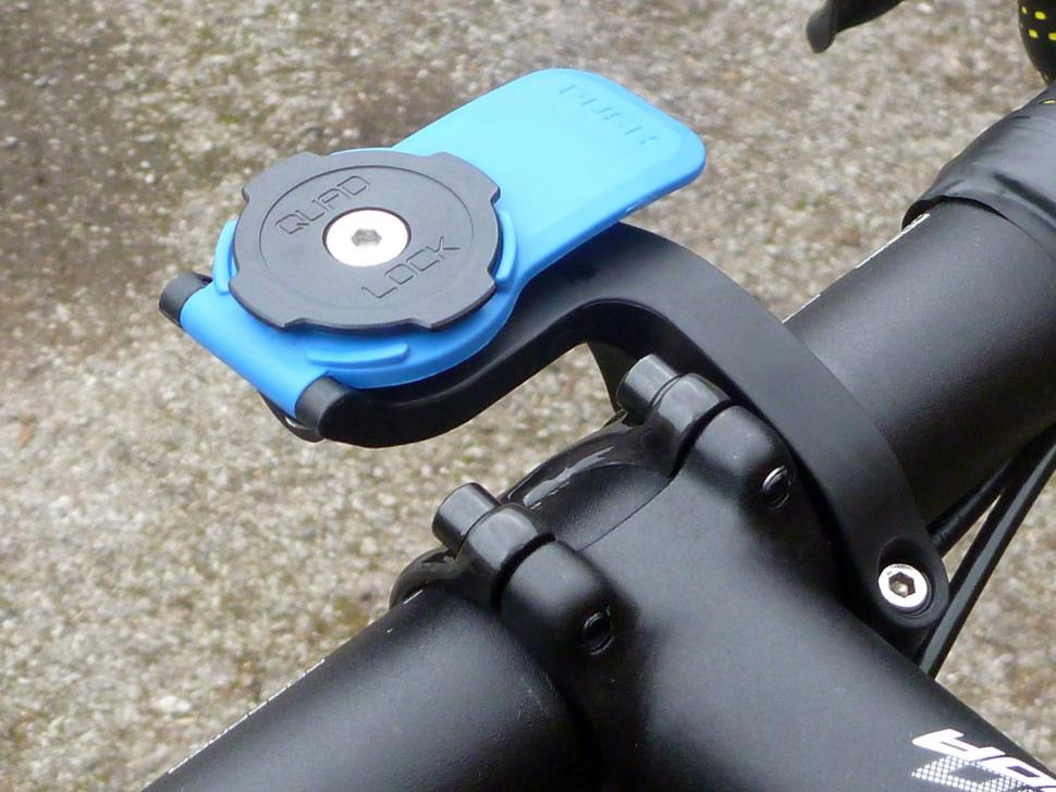 Review: Quad Lock Out Front Mount