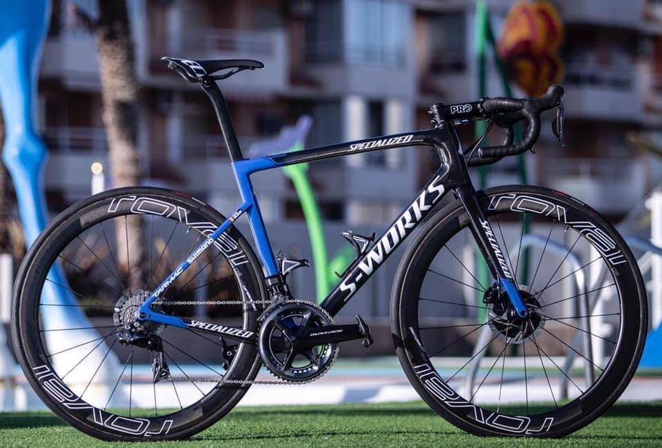 quick step team bike 2019