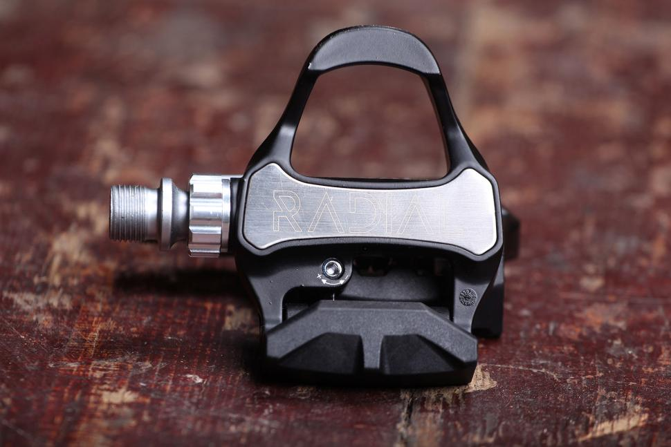 Radial Cycles Forte Pro Carbon Clipless Bike Pedals with Cleats - detail.jpg