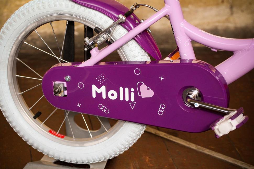 Raleigh Molli 16 - chain guard.jpg