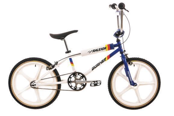 Raleigh recreate classic Team Aero Pro Burner BMX for bike s 35th  anniversary 423c7261f