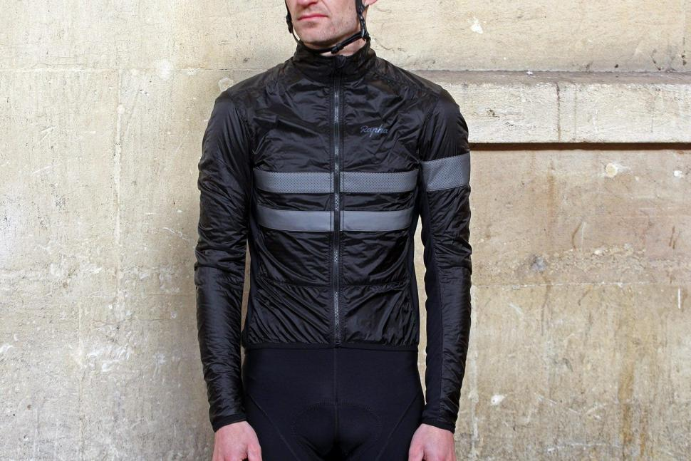 e7ed0de8f69af Review: Rapha Brevet Insulated Jacket | road.cc