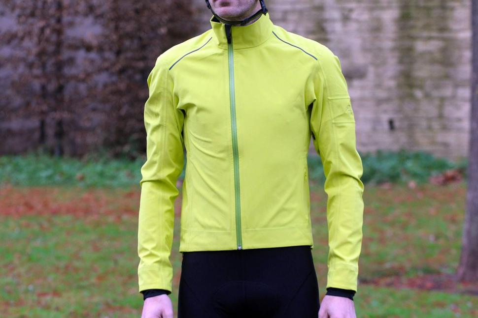 Review  Rapha Classic Winter Jacket  4174952c0