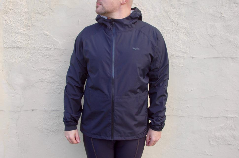 ee82a0149 Review: Rapha Commuter Jacket | road.cc