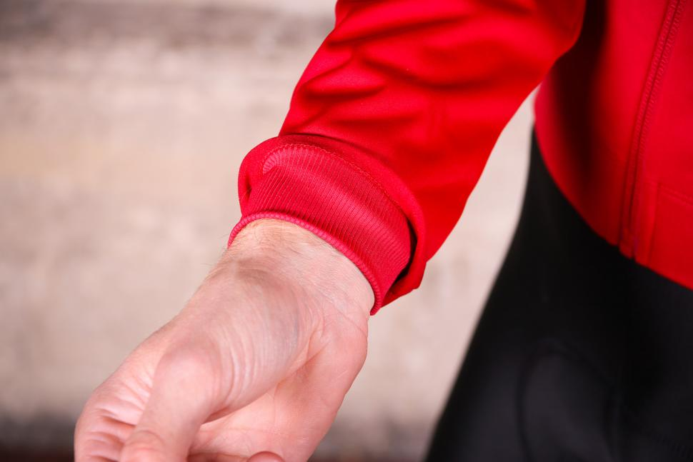 Rapha Core Winter Jacket - cuff.jpg