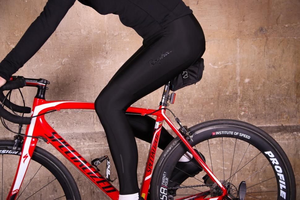 Rapha Core Winter Tight - riding.jpg