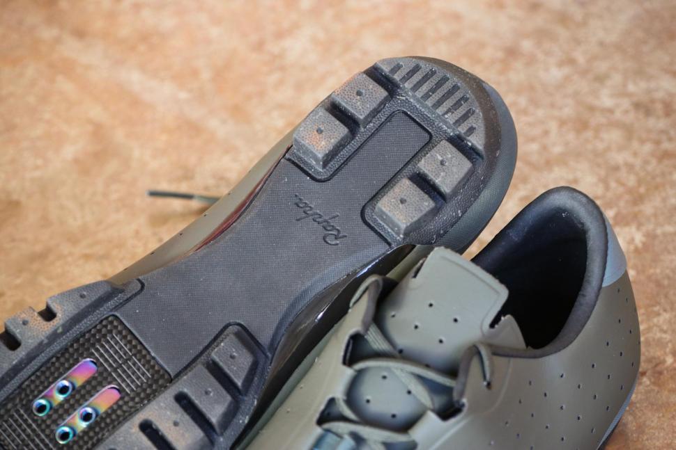 Rapha Explore Shoe - sole heel.jpg