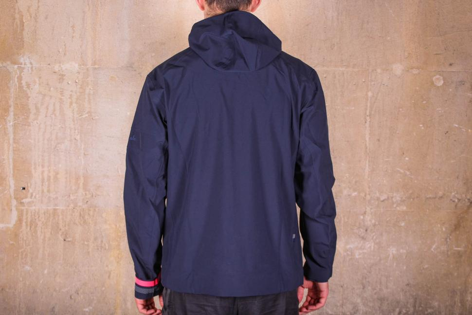 Rapha Hooded Rain Jacket II - back.jpg
