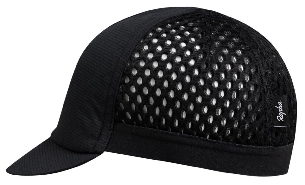 Rapha Indoor training cap _Black_3