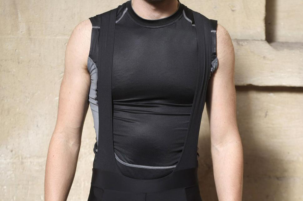 Rapha Mens Core Bib Shorts - straps front.jpg