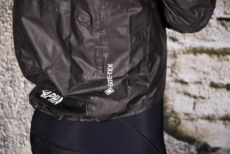 Rapha Pro Team Lightweight Gore-Tex Jacket - Gore Tex logo.jpg