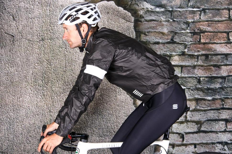 Rapha Pro Team Lightweight Gore-Tex Jacket - riding.jpg