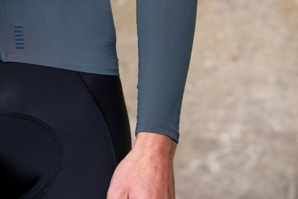 Rapha Pro Team Long Sleeve Aero Jersey - cuff.jpg