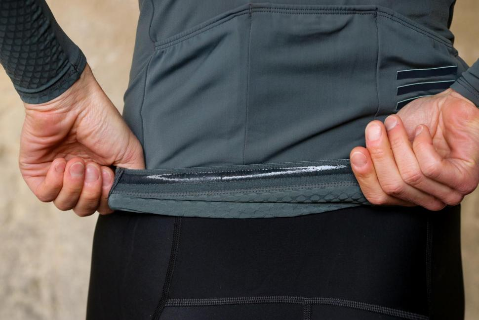Rapha Pro Team Long Sleeve Aero Jersey - gripper.jpg