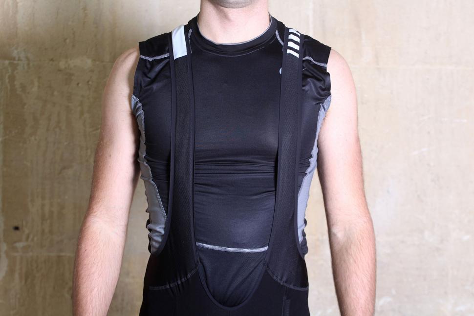Rapha Pro Team Shadow Bib Shorts - straps front.jpg be6c8930e