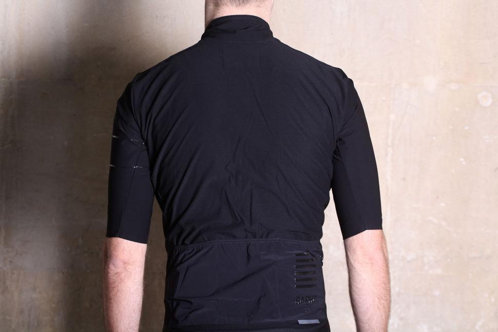 Rapha Pro Team Short Sleeve Shadow Jersey - back.jpg 3977dadf4