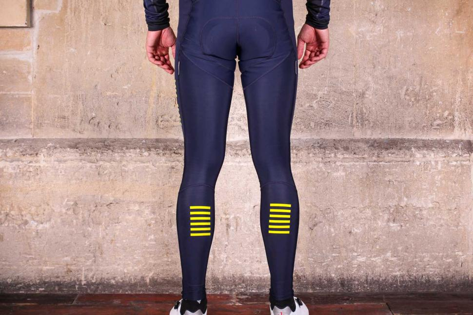 Rapha Pro Team Winter Tights with Pad II - back.jpg