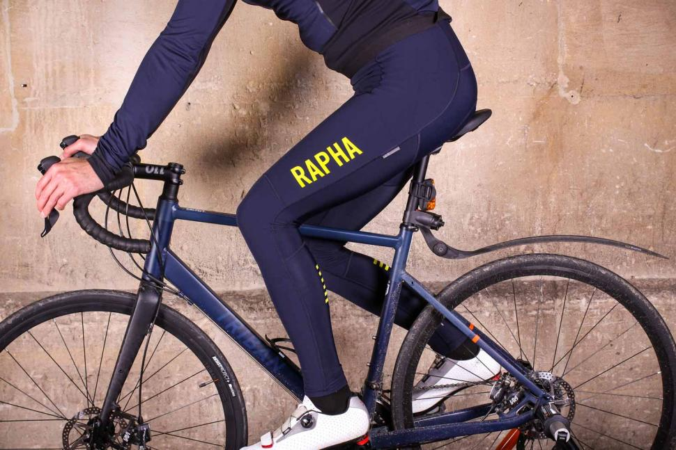 Review  Rapha Pro Team Winter Tights with Pad II  13fc9e7f6