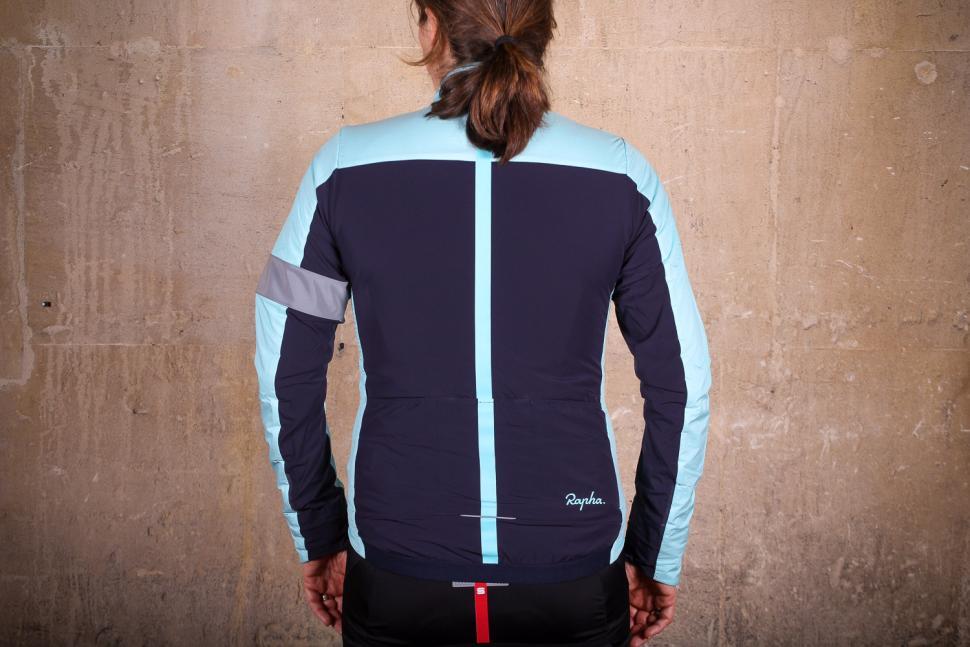 Rapha Souplesse Insulated Jacket - back.jpg