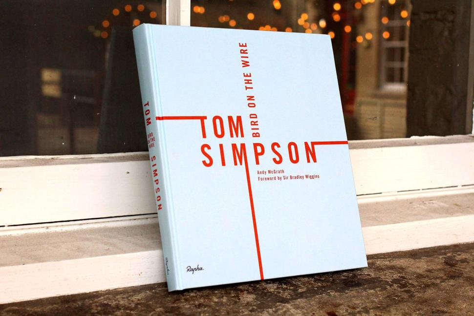 Rapha Tom Simpson - Bird On The Wire Book.jpg
