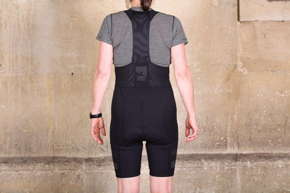 Rapha Women's Brevet Bib Shorts - back full.jpg