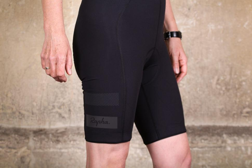 Rapha Women's Brevet Bib Shorts - side.jpg
