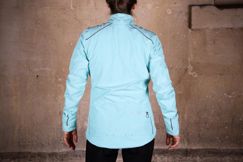 Rapha Womens Classic Winter Jacket - back no rain flap.jpg
