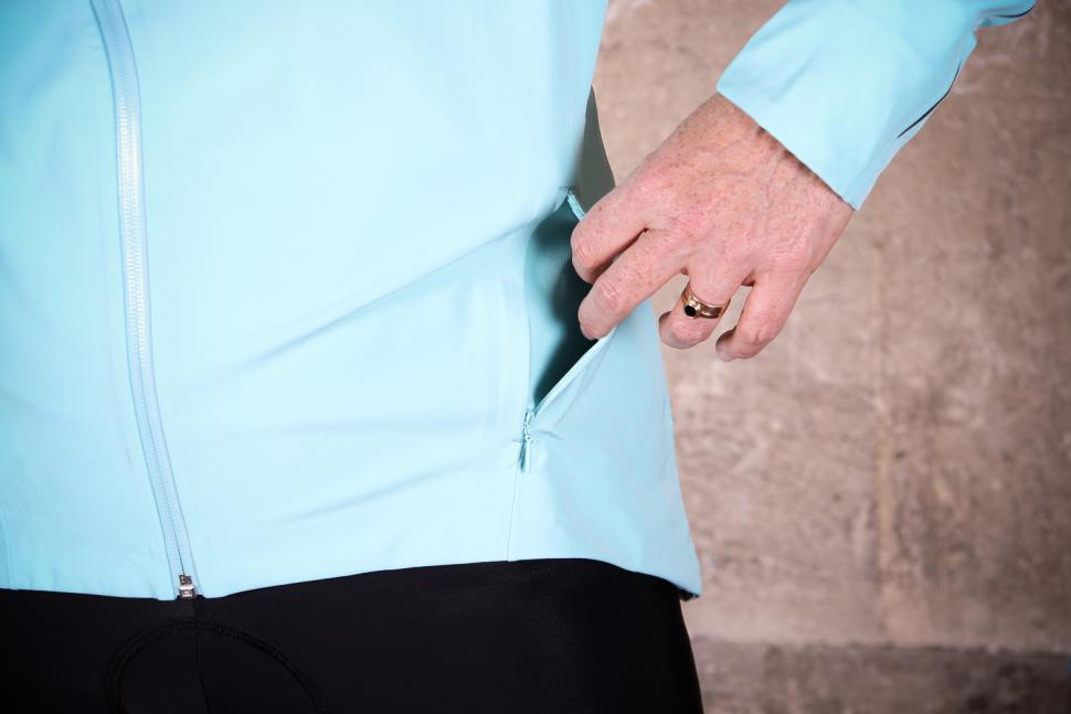 Rapha Womens Classic Winter Jacket - pocket.jpg