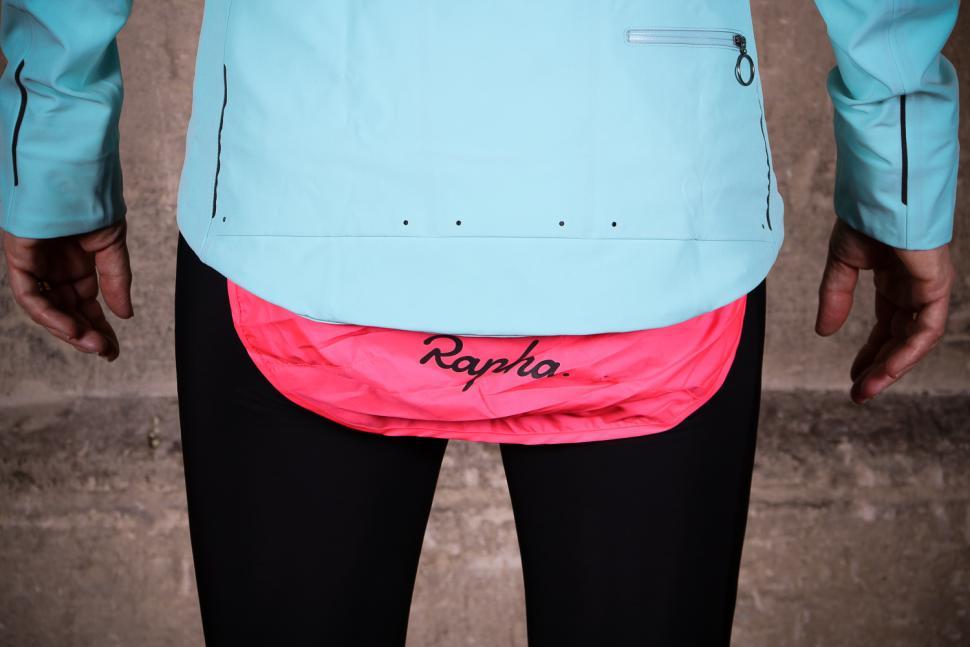 Rapha Womens Classic Winter Jacket - rain flap.jpg