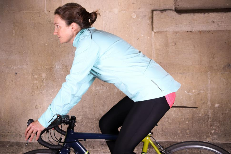 e357c29b1 Review: Rapha Women's Classic Winter Jacket | road.cc