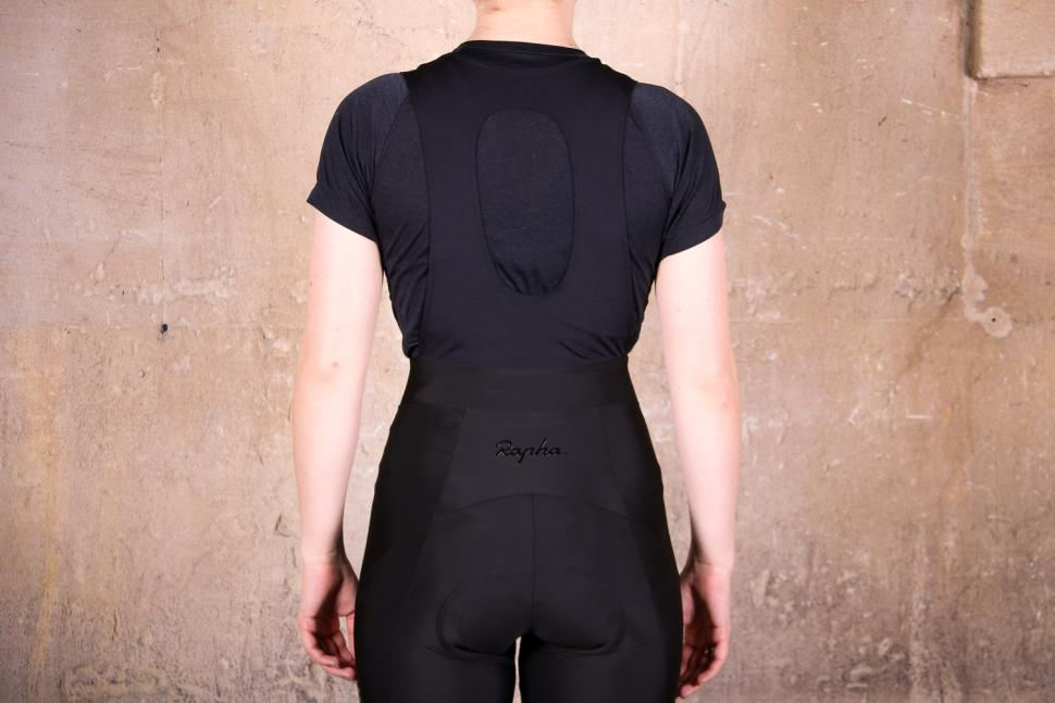 RAPHA Ladies Core Winter Stretch Black Full Length Cycling Tights Size XXS NEW