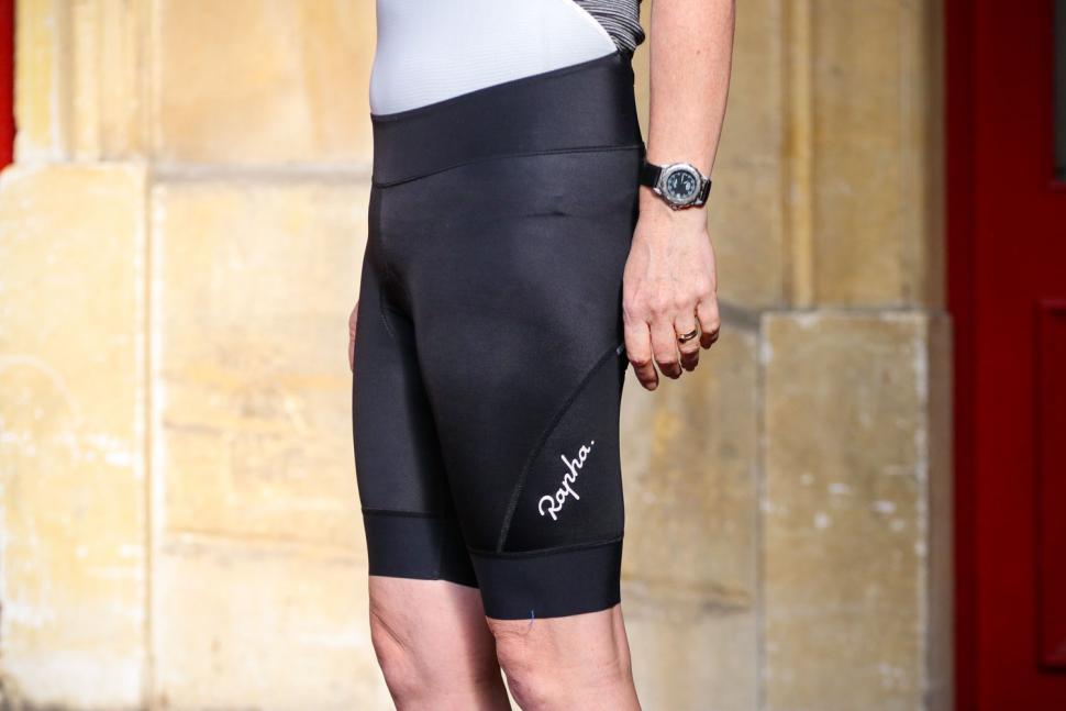 Rapha Womens Detachable Bib Shorts - side.jpg