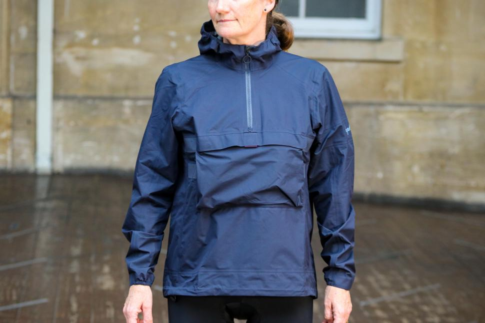 Rapha Women's Explore Hooded Gore-Tex Pullover