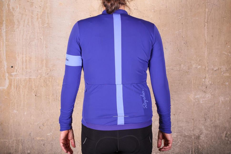 Rapha Women's Souplesse Thermal Jersey - back.jpg