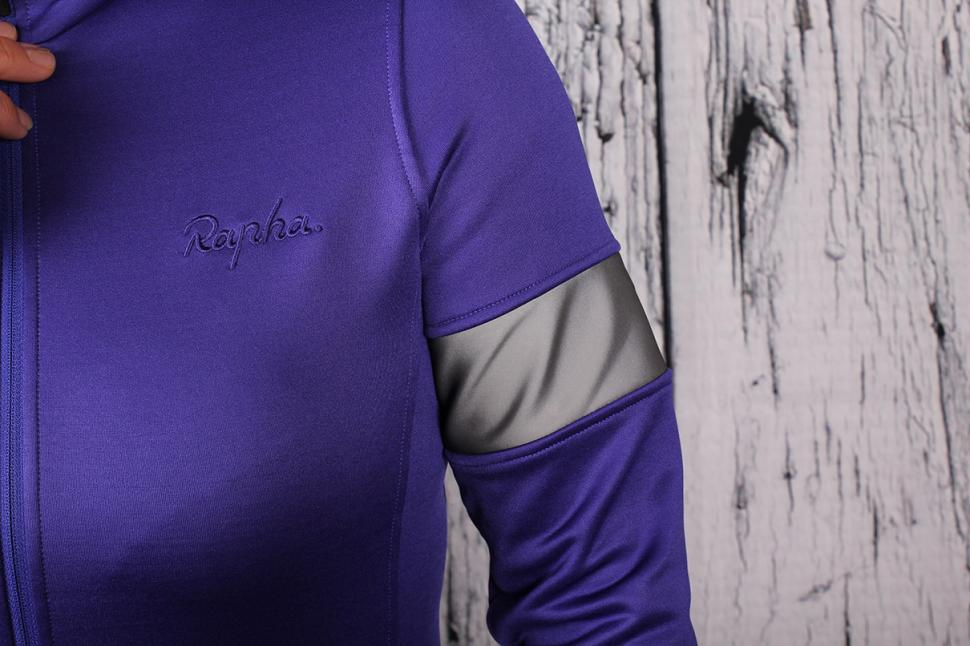 Rapha Women's Winter Jersey - arm band.jpg