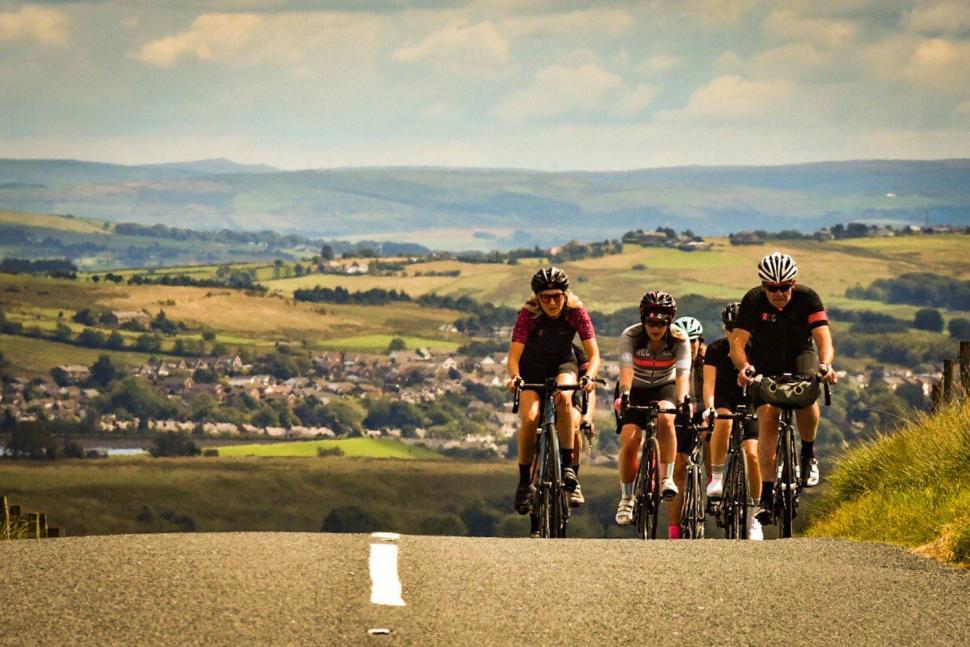 Rapha Summer Cycling