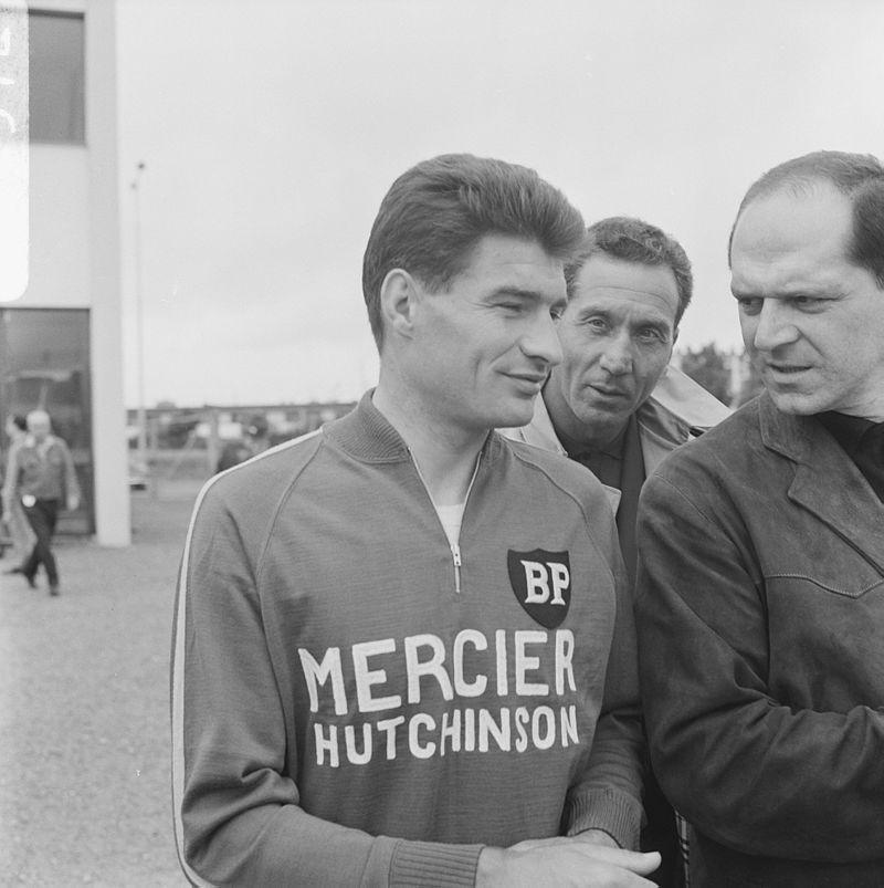 Raymond_Poulidor,_Tour_de_France_1966