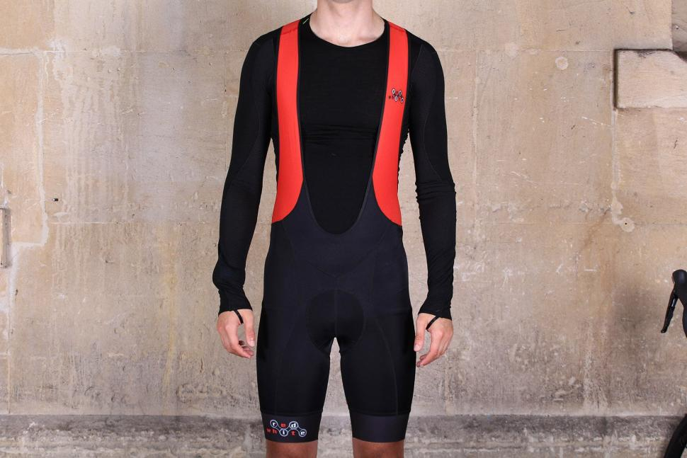 RedWhite Apparel The Bib Long Distance Bib Short - front full.jpg