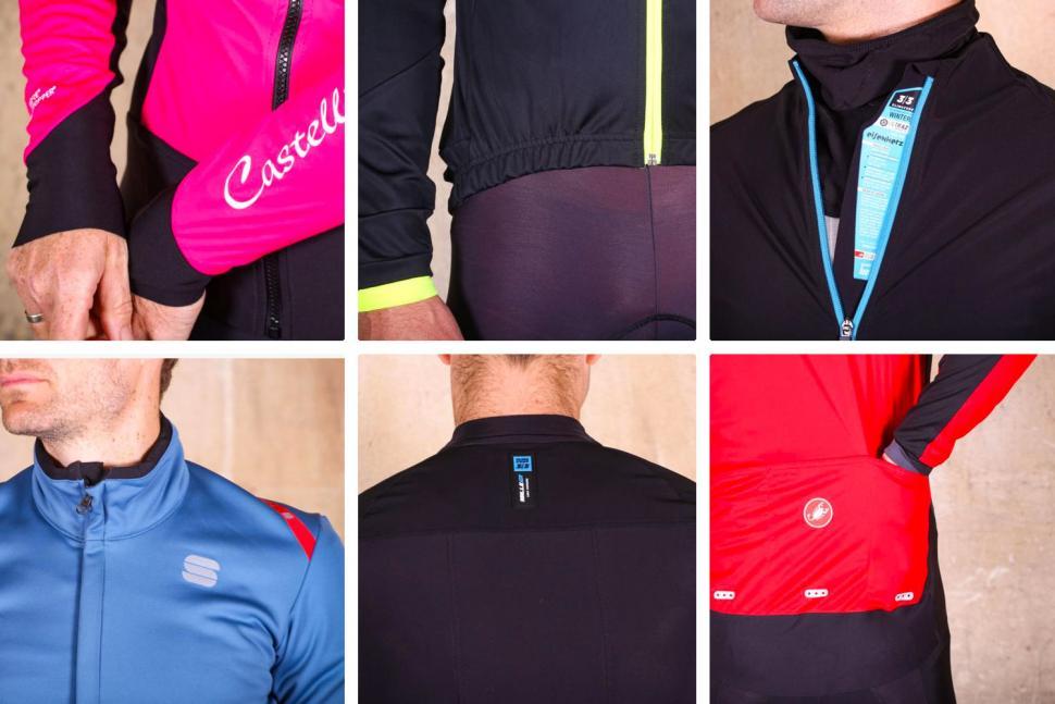 Review Box sets Winter cycling jackets Dec 2018