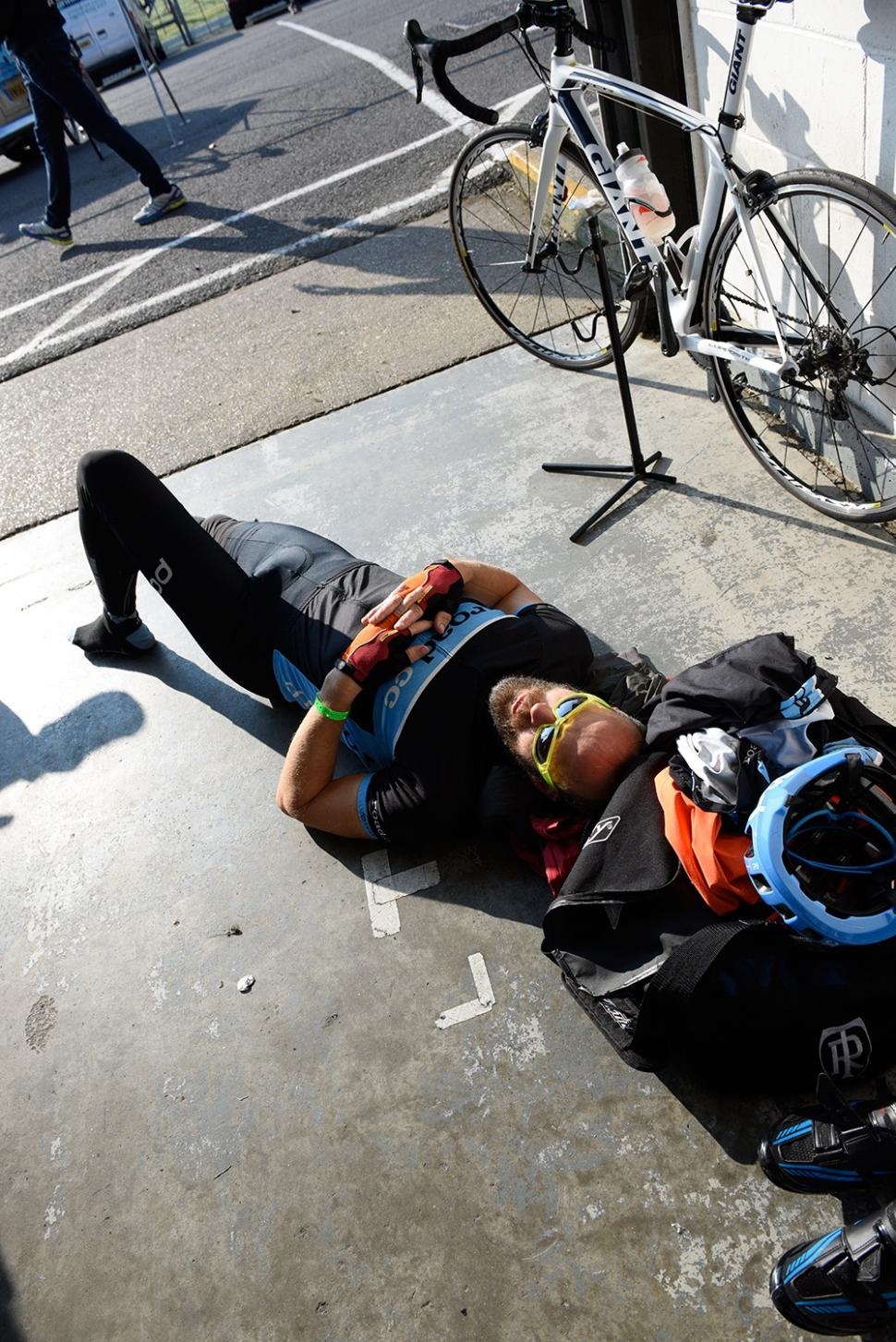 Revolve24 race report - catching rays.jpg