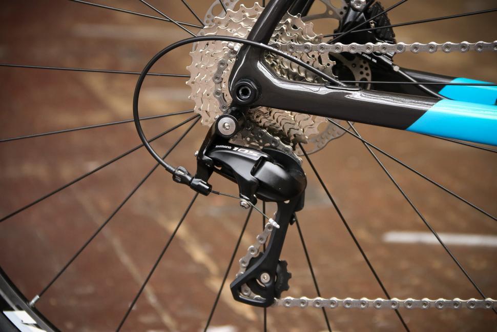 Ribble CX5 - rear mech.jpg