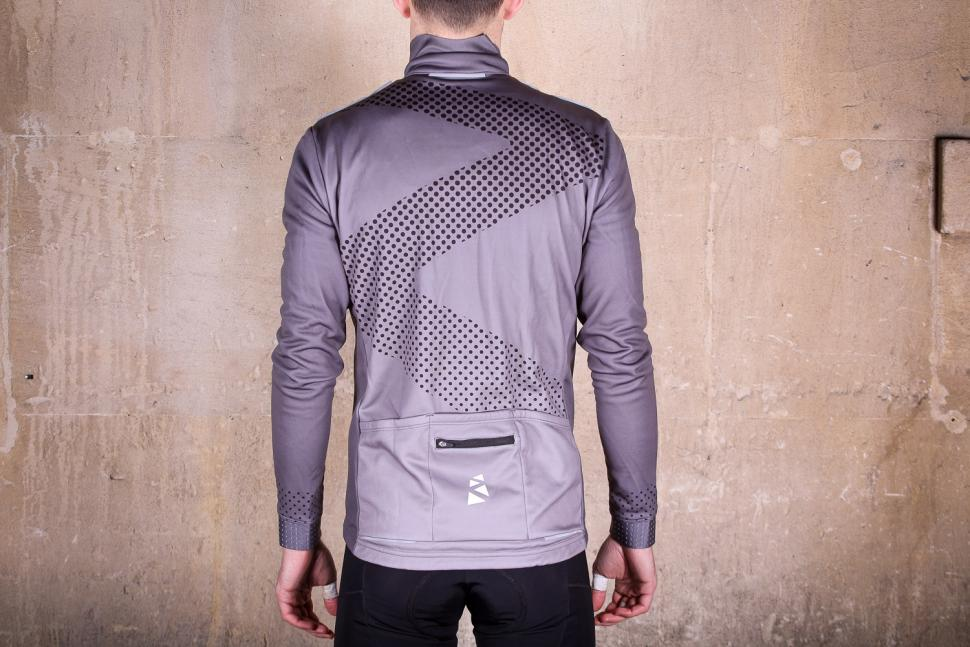 Ribble Nuovo Mens Long Sleeve Thermal Jersey - back.jpg