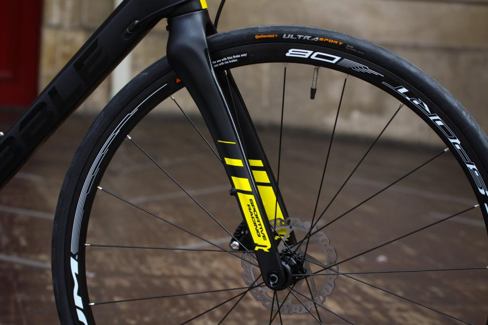 Ribble Sportive Racing Disc - fork.jpg