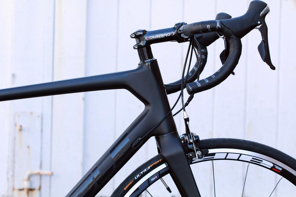 Ribble Sportive Racing Special Edition - head tube.jpg