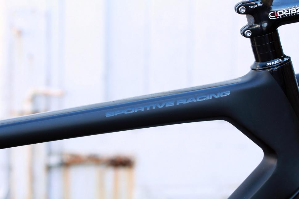 Ribble Sportive Racing Special Edition - top tube.jpg